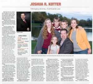 40 Under 40 Article - Corrected Family Picture - Small